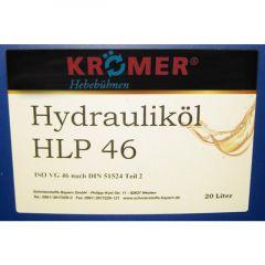 Hydrauliköl HLP 46 20L Kanister