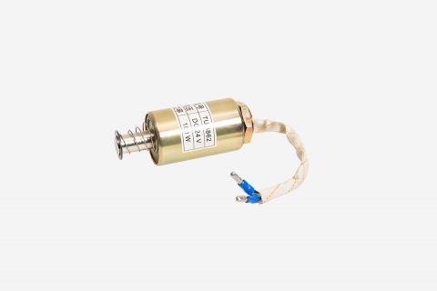 Abbildung: Elektromagnet; geeignet für die 2-Säulenhebebühnen TP26, TP27 und TP65