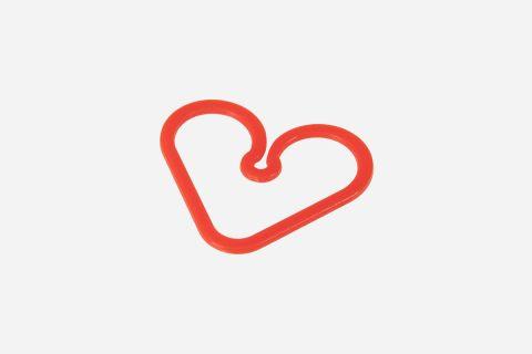 Dichtung Rot Herz