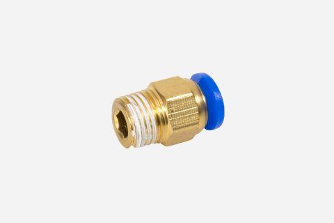Abbildung: Druckluftverbindungsstück