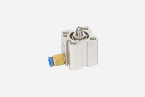Abbildung eines Drucklufthebezylinders