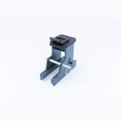 Motorradadaptor für Reifenmontiermaschine
