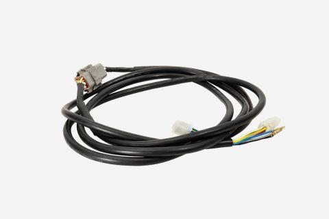 elektrokabel mit stecker
