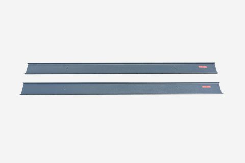 Anzeigebild: Führungsblech für TP19, TP26 und TP27; 2 Stück mit 1,26 m Länge