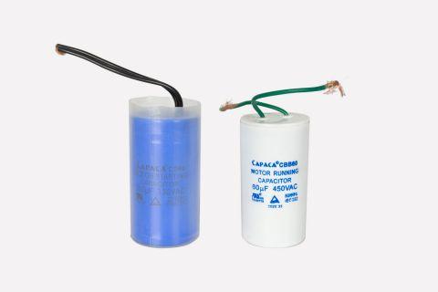 Anzeigebild: Kondensatoren für 230 Volt Hebebühnen