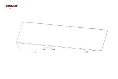 2er Set-Auffahrrampen - Überfahrblech für Doppelhebebühnen