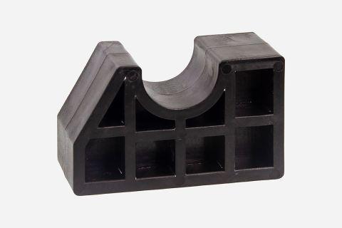 Abbildung: Kunststoff Gleitklotz für die Scherenhebebühne