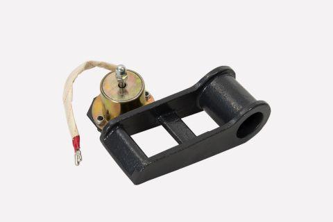Anzeigebild: Sicherheitsraste mit Magnetspule für Hauptplattformen