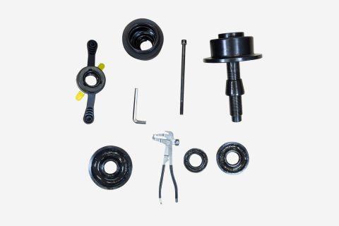 Anzeigebild: Zubehör-Set für RB85 Reifenwuchtmaschine