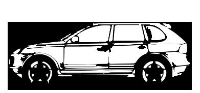 PKW-Typ: SUV, Geländewagen
